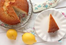 lemon and cardamom cake