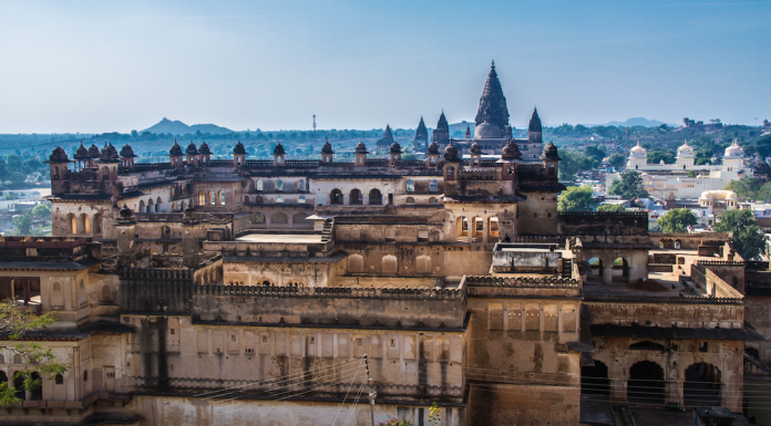 Orchha Central India