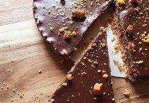 Chocolate Ginger Tart Recipe