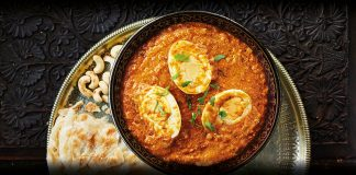 Bombay Egg Curry