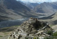 Spiti Valley North India