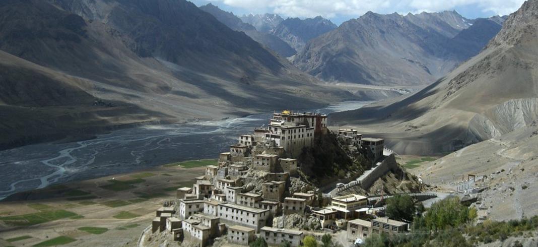 Ladakh North India