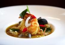 Keralan fish stew