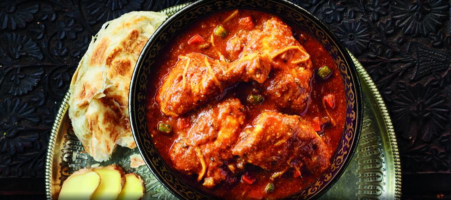 Khurchan chicken