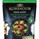 Kohinoor Saag Aloo