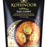 Award winning Bombay Egg Curry