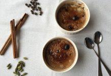 Chai Tea Creme Brulee