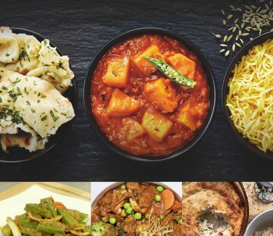 vegan feast