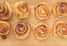cardamom sticky buns