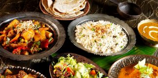 indian dining