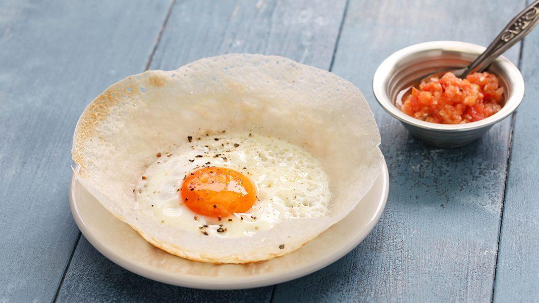 egg hopper recipe